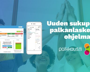 Käyttöohjeet Palkkaus.fi-palveluun